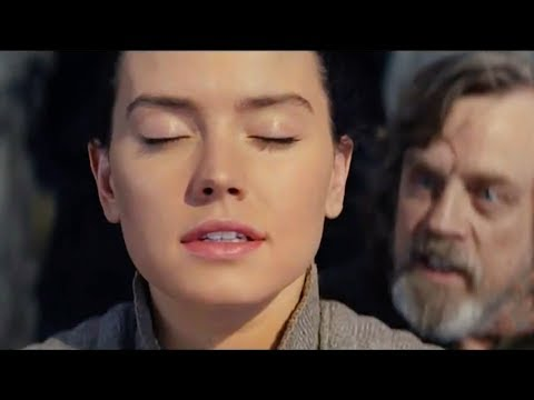 "Star Wars The Last JedI NEW TV SPOT TRAILER ""Kylo Ren Failed You I Won't"""