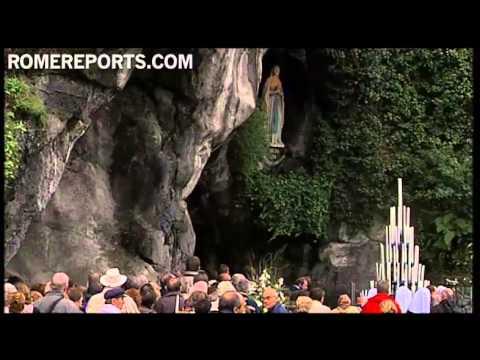 Writer Vittorio Messori investigates Lourdes apparitions