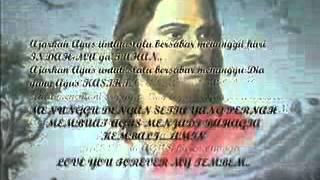 Sepucuk surat untuk Tuhan, Bunda Maria dan sobat ku Yesus