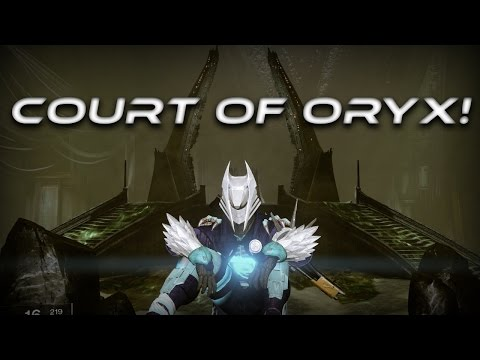 How To Get To The Court Of Oryx! (Tutorial) - Destiny