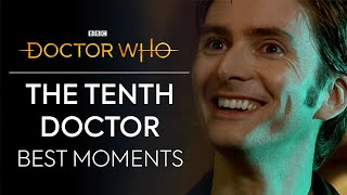 The Best of the Tenth Doctor (Part One) | Doctor Who