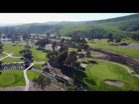 Oceanside, CA - Oceanside Golf Course from Drone | DJI Mavic Pro