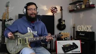 IK Multimedia iRig Stomp I/O por Revista GuitarraMX