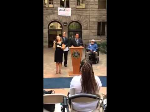 Allegheny County, City of Pittsburgh Celebrate the 25th Anniversary of the ADA (Part 2)
