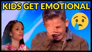 "Top 5 ""WHEN CHILDREN START TO CRY* and Get EMOTIONAL on BRITAIN"