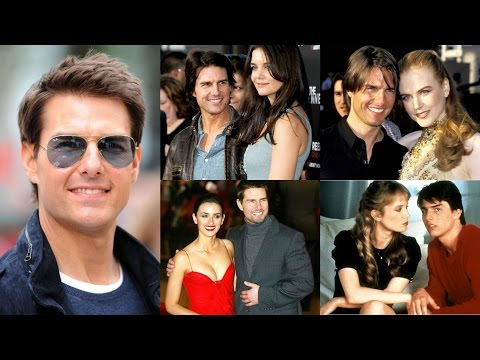 Girls Tom Cruise Has Dated