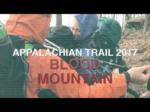 Blood Mountain Sends Another Appalachian Trail Hiker Home