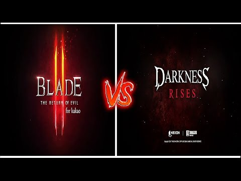 Darkness Rises Vs Blade 2 Android 2018