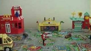 Ben 10 vs Godzilla