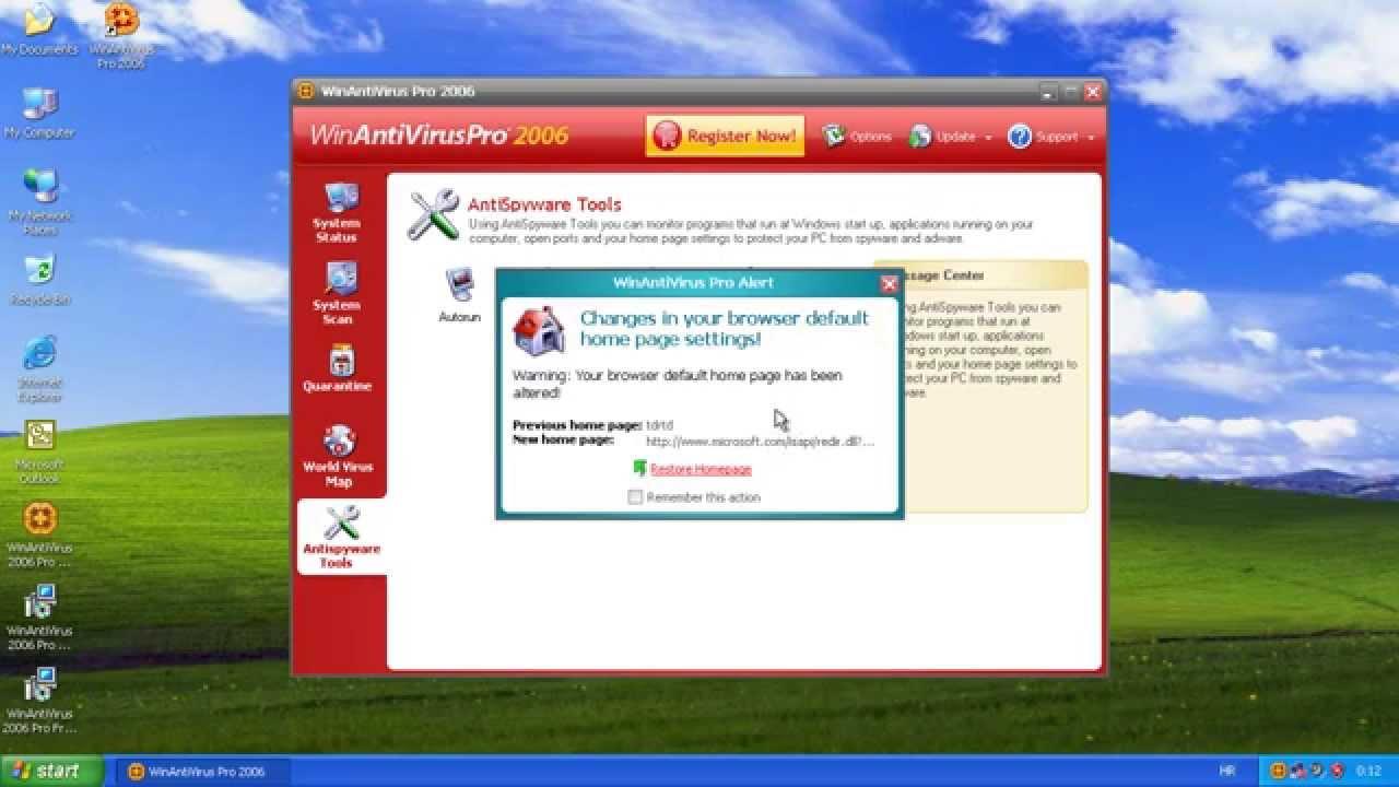 winantivirus pro 2006
