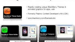BlackBerry Theme Studio Developer FULL Webinar (Part One)