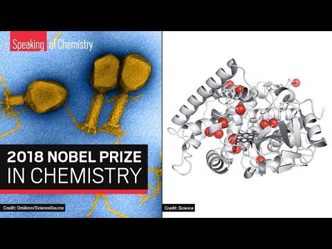 The 2018 Nobel Prize in Chemistry: Directed evolution & phage display — Speaking of Chemistry