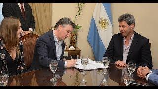 La Cruz Roja Argentina entregó a Sergio Uñac la Medalla Guillermo Rawson
