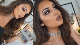 NYE GLAM | THE HOLIDAY PALETTE Kylie Jenner 2016