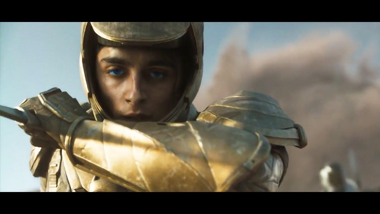 Dune Trailer 2021 Breakdown Easter Eggs and Things You Missed