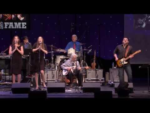 Wayne Moss West Virginia Music Hall of fame induction 2013