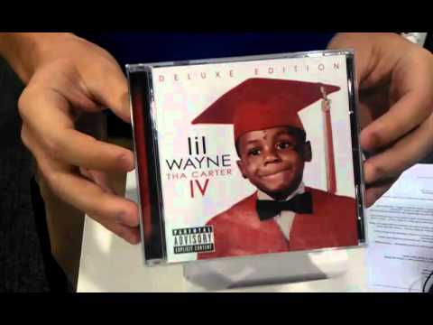 The Carter IV Deluxe Edition Unboxing In Best Buy!!