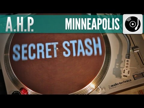 Secret Stash - American Hipster Presents #42 (Minneapolis - Music)