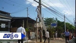 Chết oan vì điện giật, được bồi thường 1,3 tỷ đồng | VTC