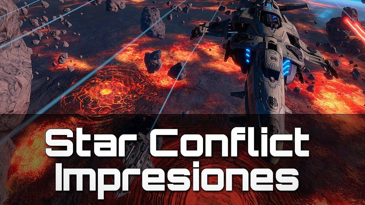 Star Conflict Gameplay En Espanol Juego Gratis Descarga Youtube