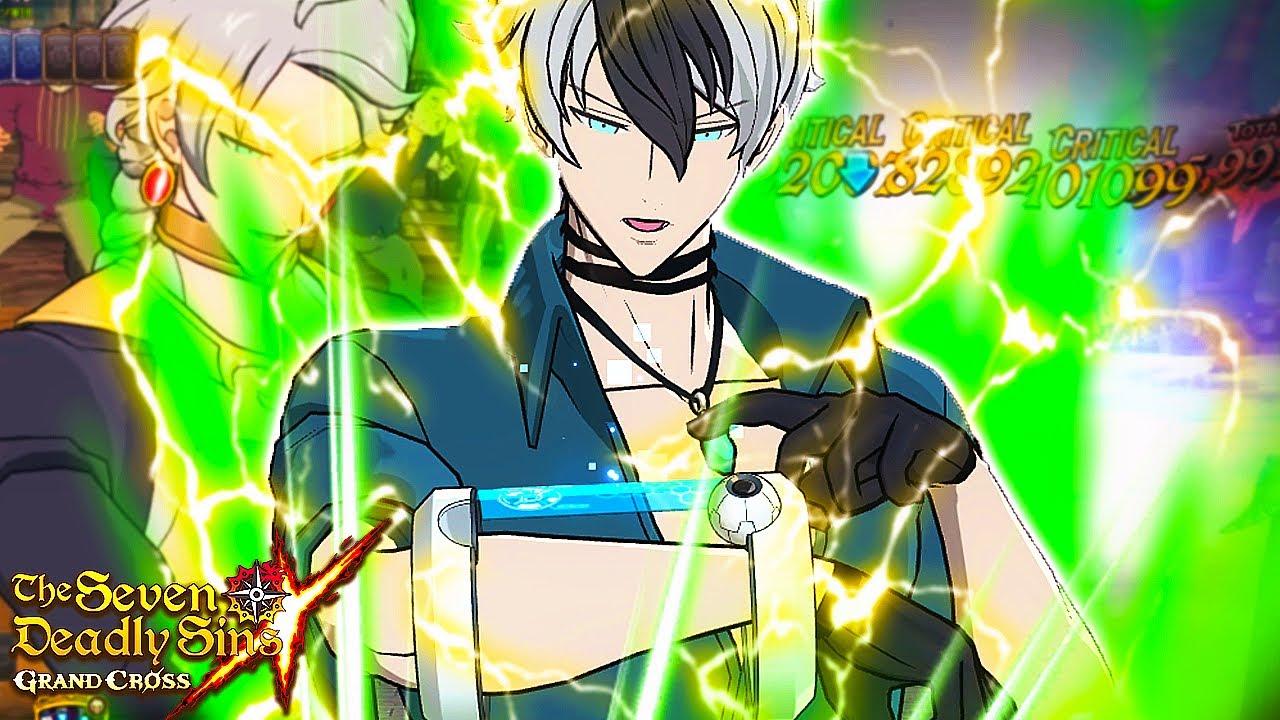 COMING TO GLOBAL TOMORROW!!! GAMER SHIN FULL SHOWCASE!! | Seven Deadly Sins: Grand Cross