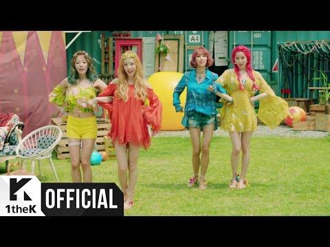 [MV] MELODYDAY(멜로디데이) _ Color(깔로)