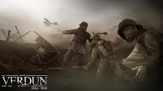 Verdun Gameplay - Massive 128 Player Battle