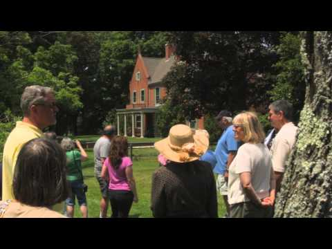 Manchester Great Lawn Walking Tour