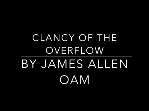 who was clancy of the overflow