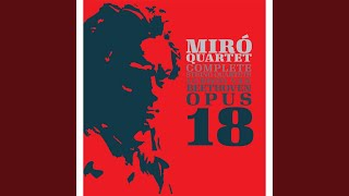 Quartet No. 2 in G Major, Op. 18: IV. Allegro molto, quasi Presto