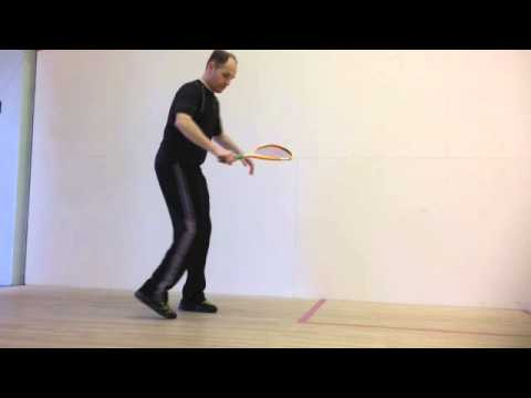 how to return serve in squash