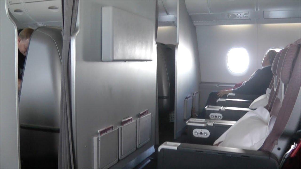 A380 Premium Economy Class Qantas Qf1 Sydney To Singapore
