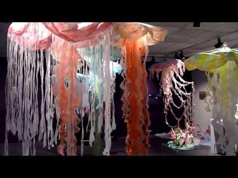 """Exposition """"OCEAN PLASTIQUE"""" de Veronika Richterova"""