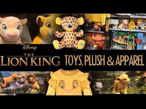 lion-king-2019-toys,-plush-&-apparel-at-disney-store-|-live-action-film-toy-hunt-|-movie-insider