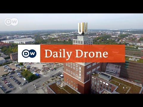 #DailyDrone: Dortmund U