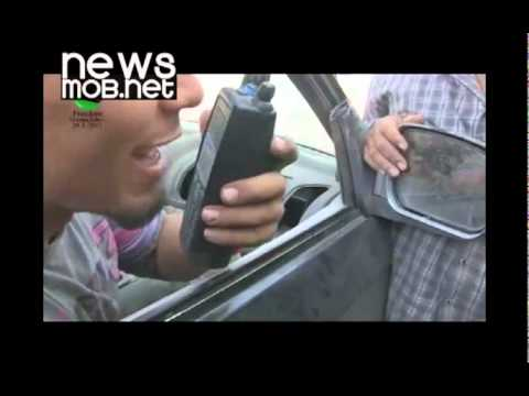 Libya - Rebels talk over captured radio