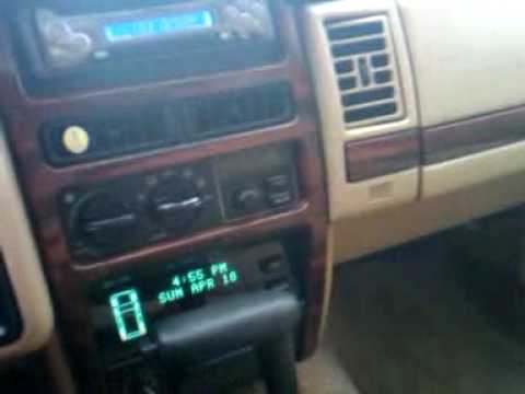 95 Jeep Grand Cherokee Limited Youtube