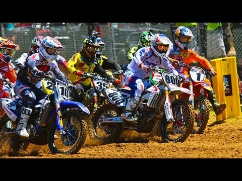2013 Red Bull Budds Creek National Highlights