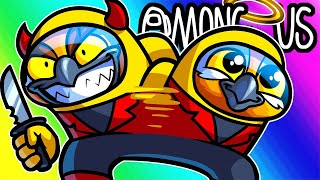 Among Us Funny Moments - Good Imposters, Bad Imposters!