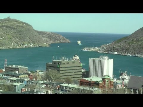 Webcam of Downtown St John&39;s