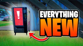 Fortnite Season 7 Update Patch Notes - Everything New Explained