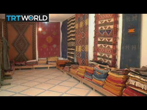 Morocco Carpets: Berbers preserving traditional carpet-weaving