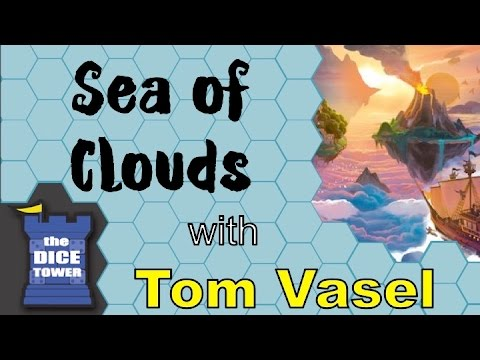 Sea of Clouds Review - with Tom Vasel