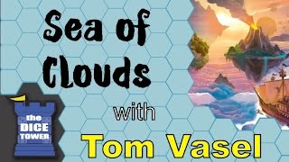 sea of clouds review with tom vasel