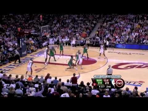 2010 PLAYOFFS Game 5: Boston Celtics VS Cleveland Cavaliers (Celtics