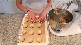 Recipe: Butter Pecan Shortbread Cookies