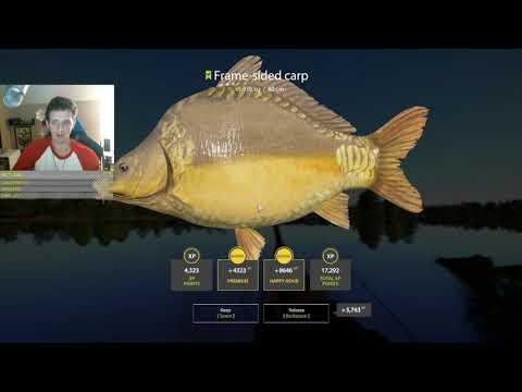Russian Fishing 4 Hot Spots With MDawg Amber Krispy Carp 5-1-20