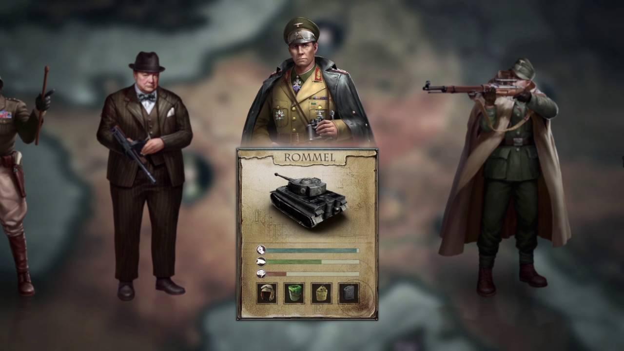 Liberators - 2016 War Game Trailer 2 - YouTube