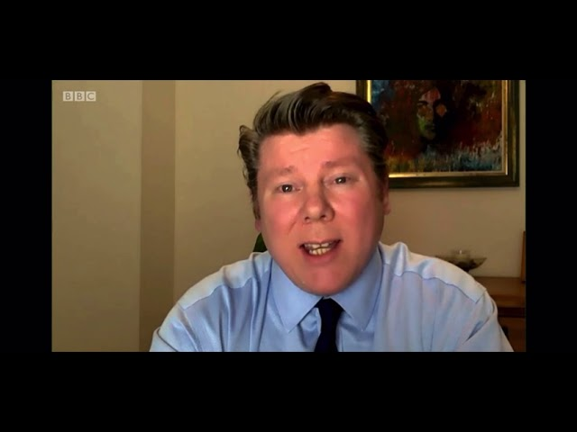 Dean Russell MP invited to BBC Newsnight