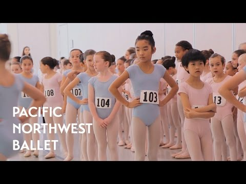 Young Dancers Audition